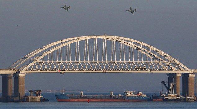 Bölgede tansiyon yükseldi: Rus uçakları alçak uçuş yaptı