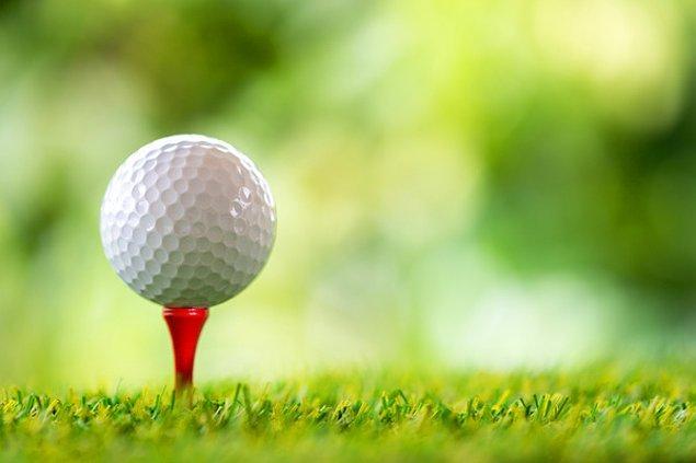 7. Golf Topu