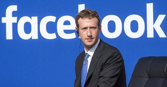 1. Mark Zuckerberg / Facebook
