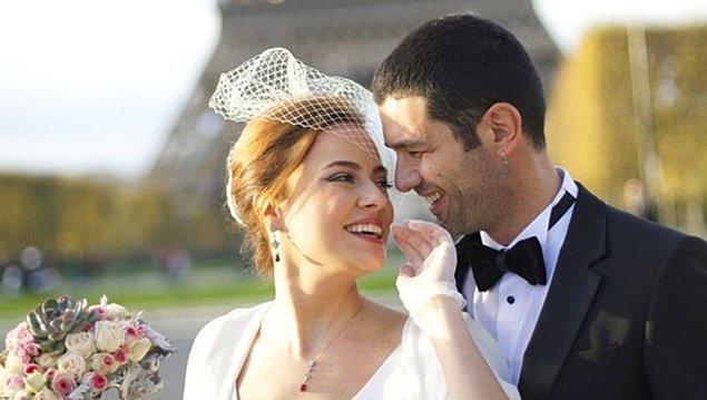5. 2014 yılında evlenen Seda Güven&Keremcem çifti 9 ay sonra evliliklerini sonlandırmıştı.
