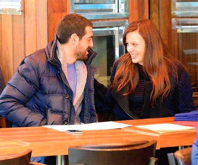 6. Oyuncu Naz Elmas, 2015 yılında ani bir kararla sevgilisi Emre Kıramer'le nikah masasına oturmuş, 6 ay sonra da boşanmışlardı.