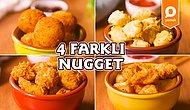 Dışarıda Yediklerinizi Unutun! En Mükemmel Hali ile 4 Farklı Tavuk Nugget Nasıl Yapılır?