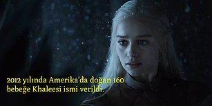 Game of Thrones Hakkında Muhtemelen Bilmediğiniz 50 Gerçek