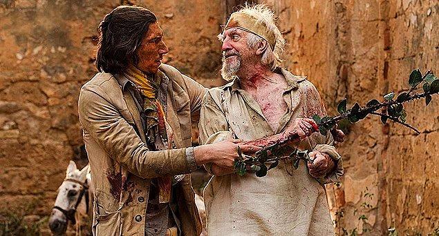 16. Don Kişot'u Öldüren Adam (2018) The Man Who Killed Don Quixote