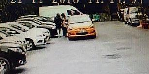 Kısa Mesafeye 44 Euro İstediği Turist Kadınlardan İstediğini Alamayınca Yüzlerine Tüküren Taksici