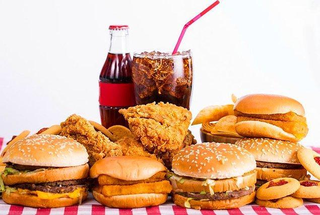 Fast Food'a elveda deyin artık.