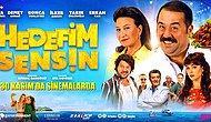 Ata Demirer ve Demet Akbağ'ın İzleyiciyi Yeniden Eğlenceye Doyuracağı Hedefim Sensin 30 Kasım'da Sinemalarda!