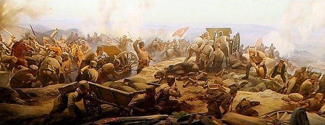 5. Sakarya Meydan Muharebesi nerede gerçekleşmiştir?
