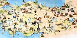 Bu Testte 15/20 Yapanlar Türkiye Ortalamasının Üstünde Tarih Bilgisine Sahip!