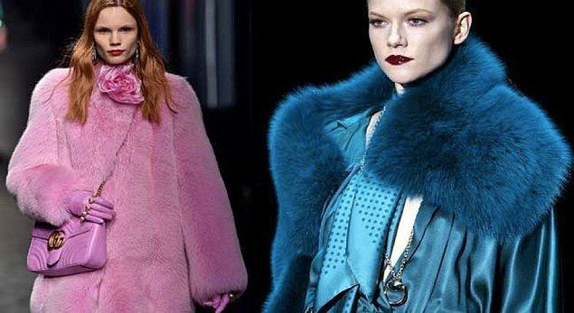 Geçtiğimiz günlerde moda devlerinden Gucci de kürk kullanımını bıraktığını açıklamıştı.