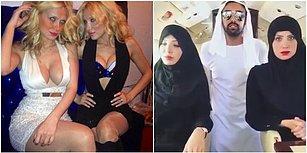 Cicişler Narkotikte! Esra - Ceyda Ersoy Kardeşler Uyuşturucu Kullanmak Suçlamasıyla Gözaltına Alındı