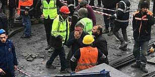 Kuzey Marmara Otoyolu Çalışmaları Sırasında Beton Blok Düştü: 3 İşçi Hayatını Kaybetti
