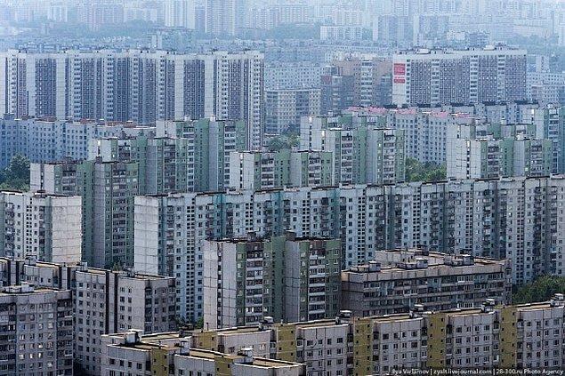 9. Çok katlı binalar yapmak kaçınılmaz bir gerekliliktir