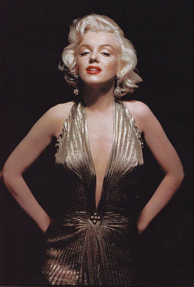 16. Marilyn Monroe