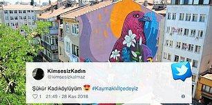 Erdoğan 'Türkiye Yansa Umurlarında Değil' Demişti: Sosyal Medyadan #Kaymaklıİlcedeyiz Paylaşımları