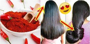 Evinizdeki Malzemeleri Kullanarak Uygulayabileceğiniz 13 Doğal 'Hızlı Saç Uzatma Yöntemi'