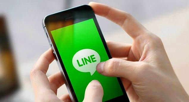 4. LINE