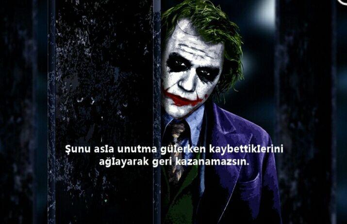 Joker Sözleri: En Etkileyici, Havalı 20 Joker Sözü 49