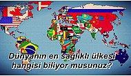 Türkiye Ellinci Sırada: Dünyanın En Sağlıklı Ülkeleri Listesi Açıklandı!