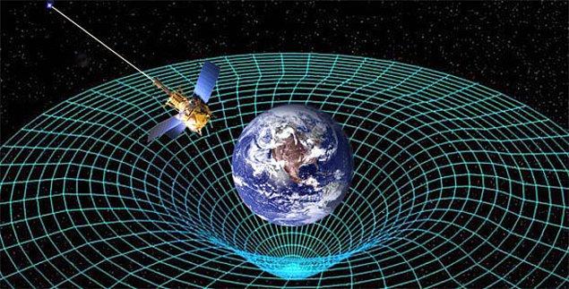 Yer çekimi de zamanın akışını etkileyen unsurlardan biri.