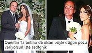 55 Yaşında İlk Kez Evlendi: Ünlü Yönetmen Quentin Tarantino 9 Yıllık Sevgilisi İle Dünya Evine Girdi