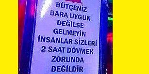 Türk İnsanının Mizahını Konuşturduğu Afişlerden Gülme Krizine Sokacak 16 Örnek