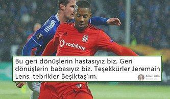 Norveç'te Lens'in Gecesi! Beşiktaş'ın Muhteşem Geri Dönüşünün Ardından Yaşananlar ve Tepkiler