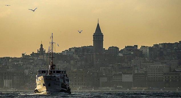 10. İstanbul'un ortalama bir muhitinde stüdyo tipi dairenin bir yıllık kirasını ödeyebilirsiniz.