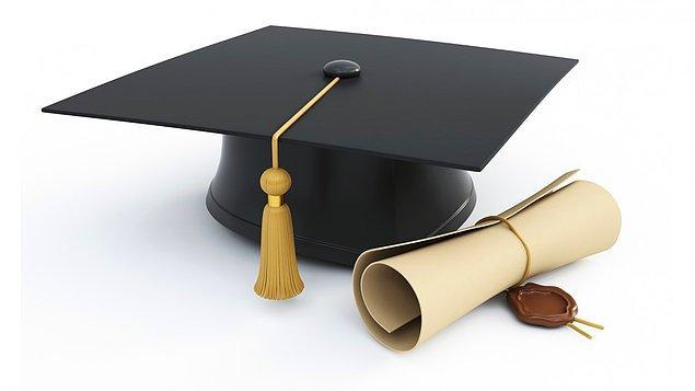12. Bir vakıf üniversitesinde makul bir bölümden tezli yüksek lisans yapabilirsiniz.