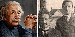 Einstein Bile Olsanız, Her Soruna Çare Olamazsınız... Babası Gibi Ünlü Bir Bilim İnsanı Olabilecekken Sonu Akıl Hastanesinde Biten Eduard Einstein