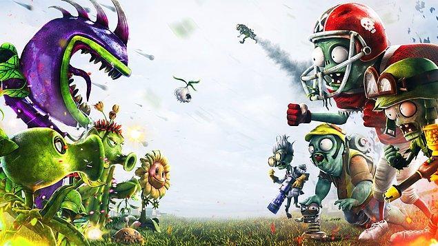 Plants versus Zombies: Garden Warfare