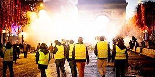 Fransa'da 'Sarı Yelekliler'in Yürüyüşü Sürüyor: Fransız Baharı'nın Ayak Sesleri mi?