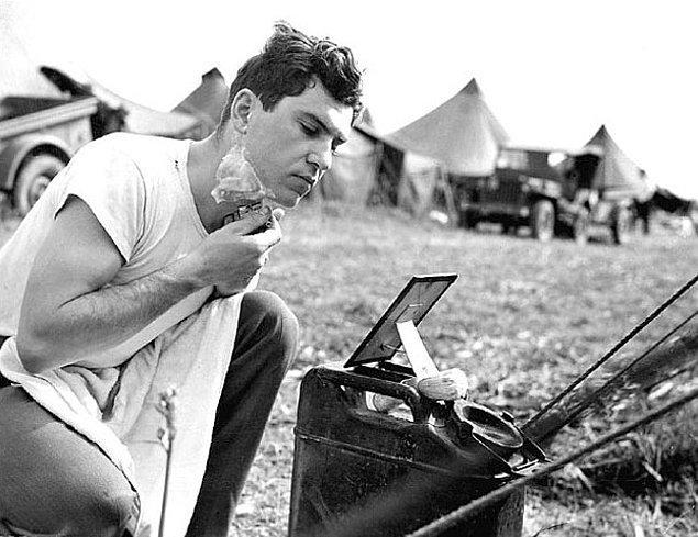 7. 2 Aralık 1901'de King Camp Gillette tarafından, jiletin patenti alındı.