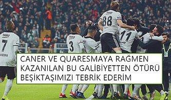 Derbide 3 Puan Kartal'ın! Beşiktaş - Galatasaray Maçının Ardından Yaşananlar ve Tepkiler