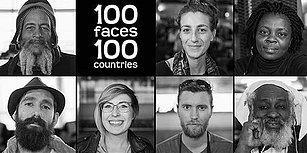 100 Yüz 100 Ülke! Yolu Atatürk Havalimanı'na Düşen Turistlerden Oluşan Fotoğraf Projesi