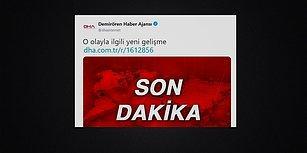 DHA'nın Aşırı Açıklayıcı Başlığı Sosyal Medyanın Gündeminde: 'O Olayla İlgili Yeni Gelişme'