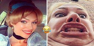 Paylaştıkları Öncesi ve Sonrası Fotoğraflarla Herkesi Hem Şaşırtıp Hem de Güldürmeyi Başarmış 16 Kadın