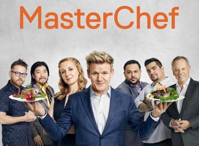 Tüm dünyada izlenme rekorları kıran MasterChef, şef Gordon Ramsay'nin ünlü çıkışlarıyla herkesi ekrana bağlıyor.