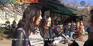 Azerbaycan İnsanı Cevaplıyor: Türkiye Denince Aklınıza Ne Geliyor?