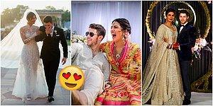 Kıskanmaktan Kuruduk: Amerikalı Şarkıcı Nick Jonas ve Hintli Aktris Priyanka Chopra Masal Gibi Bir Düğünle Dünyaevine Girdi!