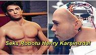 Satışa Sunulmaya Hazır: Mükemmel Vücuduyla Kadınların Hayallerini Süsleyecek Dünya'nın İlk Erkek Seks Robotu Henry!