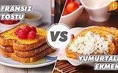 Kahvaltının Yıldızlarından Olmaya Aday İki Efsane: Fransız Tostu vs Yumurtalı Ekmek Nasıl Yapılır?