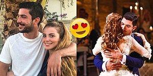 Kem Gözlere Şiş! Ünlülerin Örnek Alması Gereken Evlilikleriyle Herkesi Kıskandıran Kaan Yıldırım ve Ezgi Eyüpoğlu Çifti
