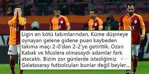 Cimbom Kötü Seriye Devam Ediyor! Galatasaray - Rizespor Maçının Ardından Yaşananlar ve Tepkiler
