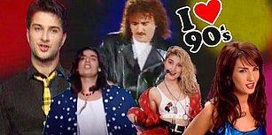 Senin İçin Önümüzdeki Yıl Hangi 90'lar Şarkısı Gibi Geçecek?