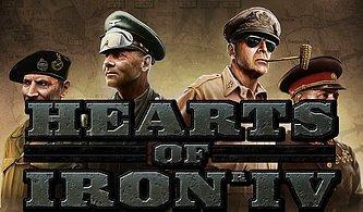 Her Strateji Meraklısının Oynaması Gereken Bir Klasik: Hearts of Iron IV