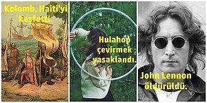 Tarihte Bu Hafta Neler Oldu: Kristof Kolomb Haiti'yi Keşfetti, Hulahop Çevirmek Yasaklandı, John Lennon Öldürüldü!