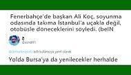 Ali Koç'un Futbolculara Verdiği Otobüs Cezasına Goygoy Yapmayı İhmal Etmemiş 17 Kişi