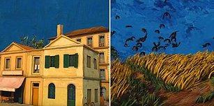 Van Gogh Resimleri İçinde Muhteşem Bir Seyahat