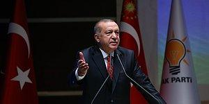Erdoğan: 'Gezi'de İnsan Hakları Savunuculuğuna Soyunanlar, Paris'te Yaşananlara Kör, Sağır ve Dilsiz'